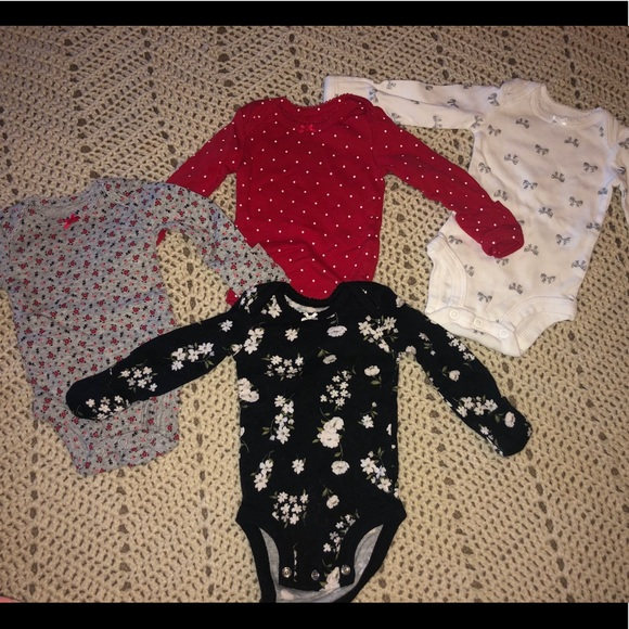 Carter's Other - Girls Carters NB set
